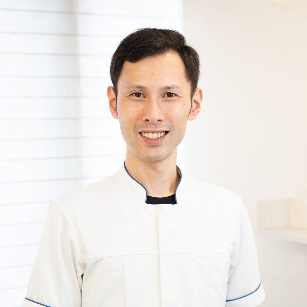 鍼灸師・柔道整復師 樋渡聰介